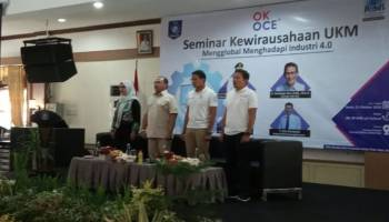 Solusi Atasi Pengangguran, Oke Oce akan Luncurkan 30 Rumah Kerja di Seluruh Indonesia
