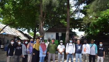 Sosialisasi Hingga ke Pelosok dan Pulau, Siasat KPU Bateng Kejar Target 77,5 Persen Mata Pilih