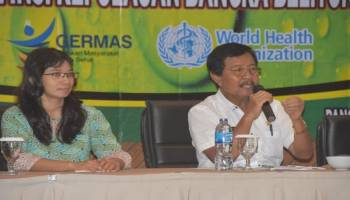 Sosialisasi Pandemi Influenza, Dinas Kesehatan Babel Gelar Pertemuan Table Top Exercise