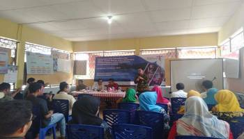 Sosialisasikan Bantuan Dana Hibah, Pemkab Bangka Seleksi Proposal Masuk