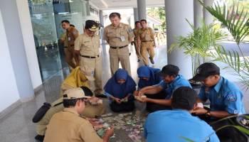 Spontan, Pegawai Pemprov Babel Kumpul Rp 38,6 Juta untuk Korban Banten dan Lampung