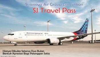 Sriwijaya Air Group Luncurkan Sj Travel Pass