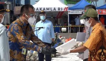 Sriwijaya Air Mulai Salurkan Santunan Rp 1,5 M untuk Ahli Waris Korban Pesawat SJ-182