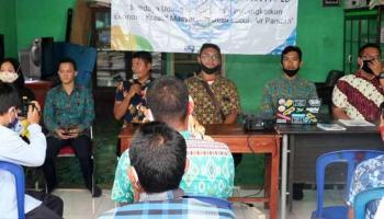 Stisipol Pahlawan 12 Isi Hari Maritim Nasional Melalui Edukasi Budidaya Udang Satang