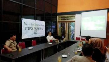 Stisipol Pahlawan 12 Paparkan Hasil Penelitian Perhutanan Sosial Kurau Barat