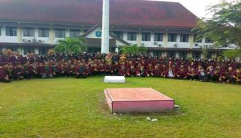 STKIP MBB Kirim Mahasiswa KKN, Bupati Bangka Minta Mahasiswa Bantu Pendidikan di Sekolah