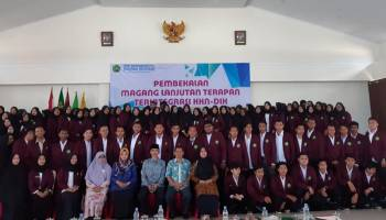 STKIP Muhamadiyah Bangka Belitung Lepas 247 Mahasiswa  KKN di Malaysia