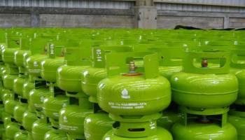 Stok LPG 3 Kg di Kabupaten Bangka  Masih Aman