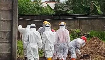 Sudah 10 Pasien Covid-19 Kabupaten Bangka Meninggal