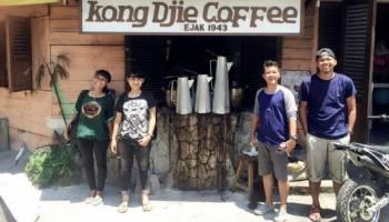Sudahkah Ngopi di Kong Djie