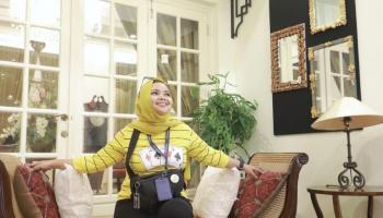 Suka Travelling, Sastria Wijayanti Pilih Jadi Tour Guide