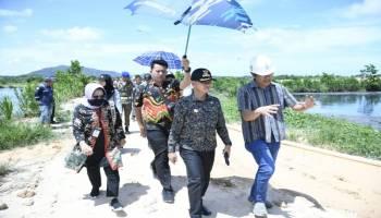 Sulaiman Merasa Kunjungan Bupati ke PT. BAA Membawa Dampak Positif