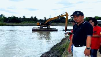 Sungai Rangkui Tak Asyik Lagi , Walikota Siapkan Water Tourism