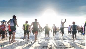 Sungailiat Triathlon 2019 Diikuti 16 Negara, Mulkan : Atraksi Budaya Tarik Wisatawan ke Kabupaten Bangka