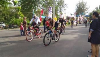 Sungailiat Triathlon 2020 Beradu Sepeda 40 Km, Yang Berminat Yo Segera Daftar!