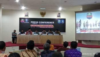 Sungailiat Triathlon Ajang Promosi Pariwisata Kabupaten Bangka