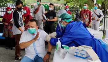 Syahbudin: Masyarakat Tak Perlu Khawatir Vaksinasi Covid-19