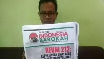 Tabloid Indonesia Barokah Dinilai Mengungkap Fakta Soal Fitnah dan Hoaks