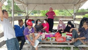 Tak Hanya Melepas Kangen, Alumni SB 83 Ini Juga Soroti Destinasi Wisata Bangka