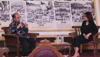 Talkshow TVRI Indonesia Bicara, Kupas Pesona Babel Soal Covid-19 Hingga Pariwisata