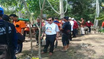 Taman Edukasi Madu Kelulut Desa Namang, Wisata Keluarga Sambil Nikmati Madu Langsung dari Sarangnya