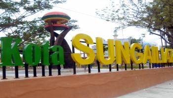 Taman Kota Sungailiat Area Rekreasi Masyarakat