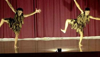 Tampilkan Tarian Tuhu, Mahasiswa Stisipol Pahlawan 12 Raih Juara 1 Lomba Tari Kreasi Fisip Expo 2020
