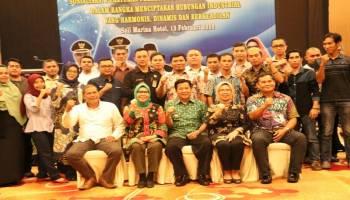 Tanamkam Tertib Berusaha, Pemkab Bateng Berikan Pelatihan Ketenagakerjaan Kepada 50 Perusahaan
