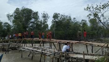 Tanggapi Keluhan Warga Gunung Pelawan dan Bintet, Wakil Ketua I DPRD Bangka Tinjau Langsung Ke Lapangan