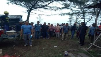 Tanggapi Massa Kontra PIP Tanjung Kubu, CV. VBS : Kami Legal