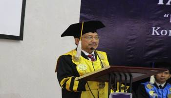 Tanri Abeng University Wisuda Angkatan III, 35 Wisudawan Ternyata dari Belitung Timur