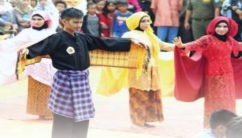 Tari Serimbang Ditetapkan sebagai Warisan Budaya Takbenda
