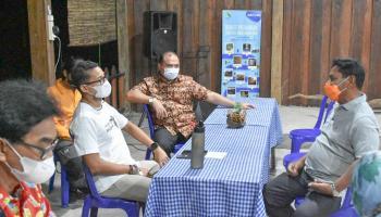 Tarsius, Satwa Langka Belitung Curi Perhatian Menteri Sandiga Uno