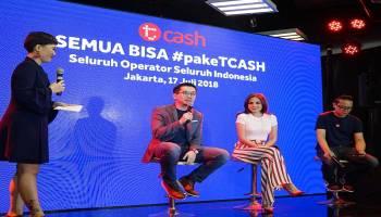 TCASH Luncurkan Aplikasi TCASH untuk Seluruh Masyarakat Indonesia Lintas Operator Telekomunikasi