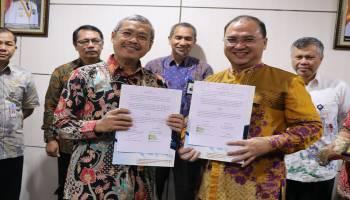 Tekan Harga Listrik, Pemprov Babel MoU dengan PT. Indonesia Power