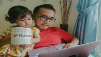 Telkomsel Ajak Seluruh Komponen Bangsa Bergotong Royong Memerangi Virus Corona