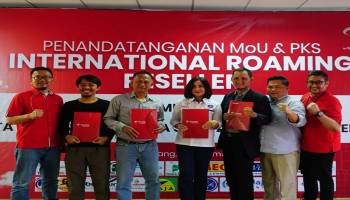 Telkomsel Gandeng 18 Travel Agent Jadi Mitra Reseller