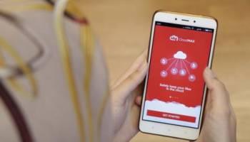 """Telkomsel Hadirkan Layanan CloudMAX,  Berbagi File di """"Awan"""" dengan Harga Terjangkau"""