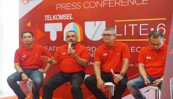 """Telkomsel Hadirkan Paket Bundling """"TAU LITE6"""" untuk Berikan Pengalaman Digital Lifestyle Terbaik di Jaringan 4G"""