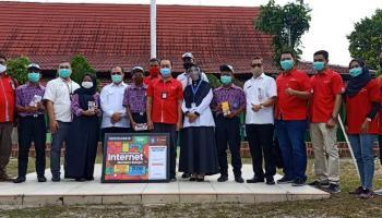 Telkomsel Pastikan Pelajar di Bangka Belitung Nyaman Belajar Jarak Jauh