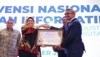Telkomsel Raih Penghargaan Telekomunikasi dengan Jaringan Terluas