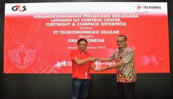 Telkomsel Solusi Digitalisasi Bisnis G4S di  Indonesia