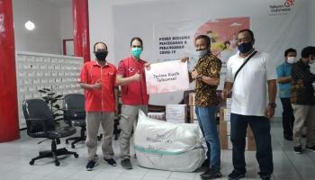 Telkomsel Terus Bergotong Royong Melawan Pandemi Covid19, Salah Satunya Peduli Tenaga Medis