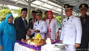 Teras Nusantara Diresmikan, Program Bantuan CSR Bank BRI