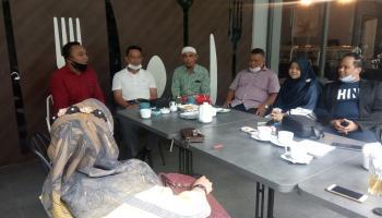 Terbang ke Belitung, Apri Panzupi Beri Dukungan Moril Persidangan Syarifah Amelia