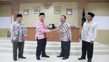 Terima Kunjungan FKUB Purbalingga, Syahbudin Berharap Dapat Menjalin Silaturahmi