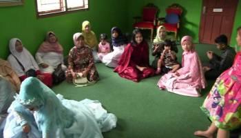 Terlambat Datang ke KUA Koba, Penghulu Diprotes Keluarga Pengantin