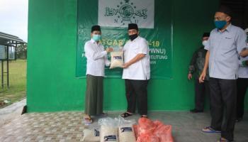 Terus Bantu Masyarakat Terdampak Covid-19 di Babel, PT Timah Tambah Bantuan 5000 Paket Sembako