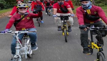 Tetap Sehat di Tengah Pandemi Covid-19 dengan Bersepeda