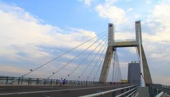 Tidak Rusak, Ternyata Ini Alasan Jembatan Emas tidak Bisa Digunakan